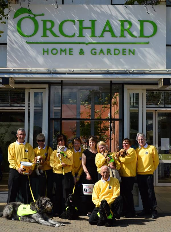Dooley and his staff at orchard home and garden celbridge co kildare