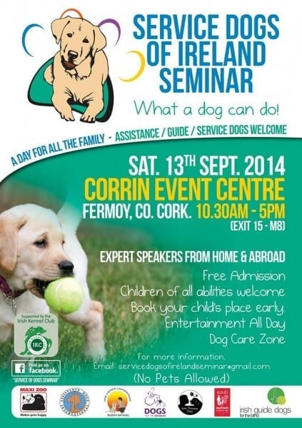 Service Dogs of Ireland (1)