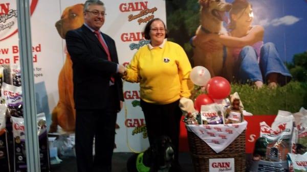 Sandra and Angus - Gain